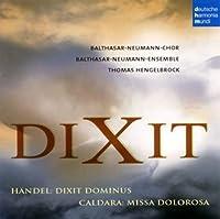 Handel: Dixit Dominus & Caldara: Missa Dolorosa (2013-05-03)