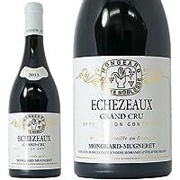 エシェゾー グラン クリュ 2015 モンジャール ミュニュレ 正規品 赤ワイン 辛口 750ml