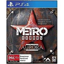 Metro Exodus Aurora Edition (PlayStation 4)