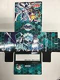 遊戯王VRAINS 限定カードケース 紙製 playmaker&ファイアウォール・ドラゴン、サイバース・ウィザード&バックアップ・セクレタリー