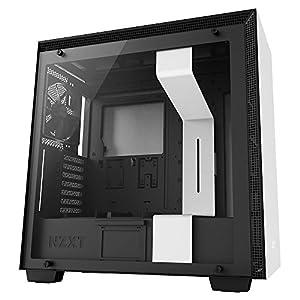 NZXT H700 ネイキッドモデル [ White ] CA-H700B-W1