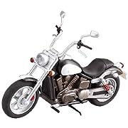 ex:ride ride. 007 アメリカンバイク ブラック(ノンスケールABS製塗装済み完成品)
