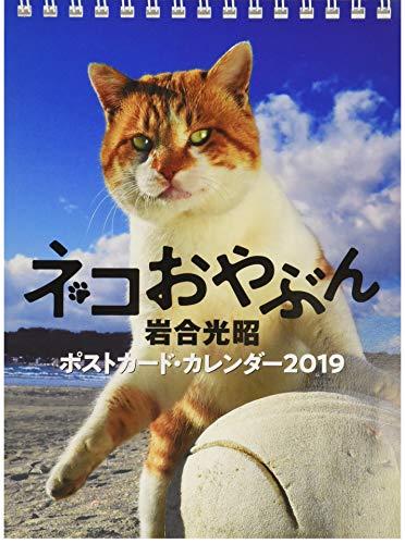 2019ポストカードカレンダー ネコおやぶん ([カレンダー])
