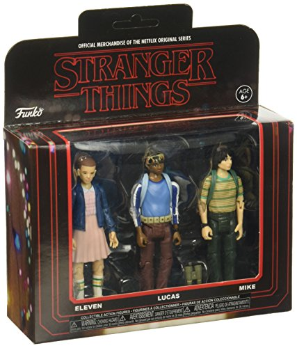 Funko - Figurine Stranger Things - 3 P...