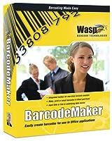 Wasp 633808105167 Software Barcode Maker 【Creative Arts】 [並行輸入品]