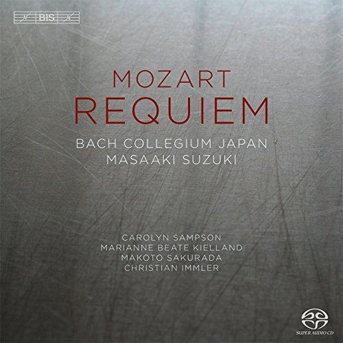 モーツァルト : レクイエム (Mozart : Requiem / Bach Collegium Japan | Masaaki Suzuki) [SACD Hybrid] [輸入盤・日本語解説・歌詞対訳付]