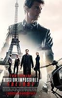 インポートポスターMission Impossible:Fallout – Tom Cruise – Dutch Movie Wall Poster Print-30CM X 43CM
