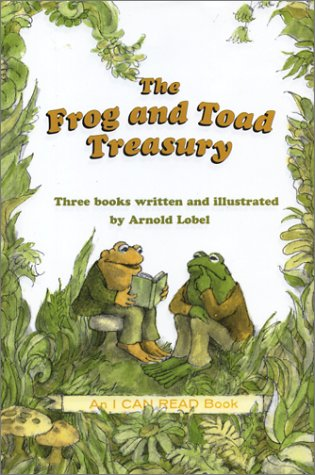 The Frog and Toad Treasuryの詳細を見る