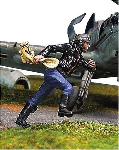 アンドレアミニチュアズ SW-08 German pilot running II