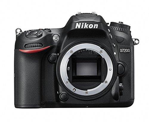 Nikon デジタル一眼レフカメラ D7200...