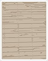 Sizzix 662370 Texture Fades Embossing Folder by Tim Holtz-Wood Planks