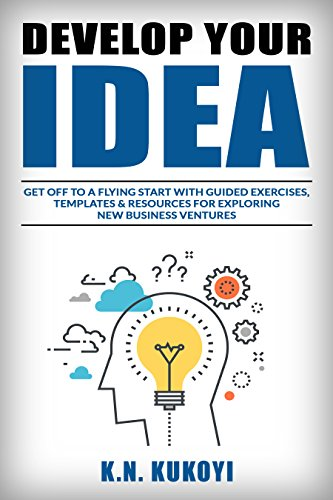 amazon develop your idea get off to a flying start with your