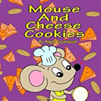 Mouse And Cheese Cookies