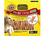 デイリー セレクション ササミ巻き ソフトガム 小型犬用 お徳用 56本
