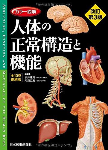 カラー図解 人体の正常構造と機能 全10...