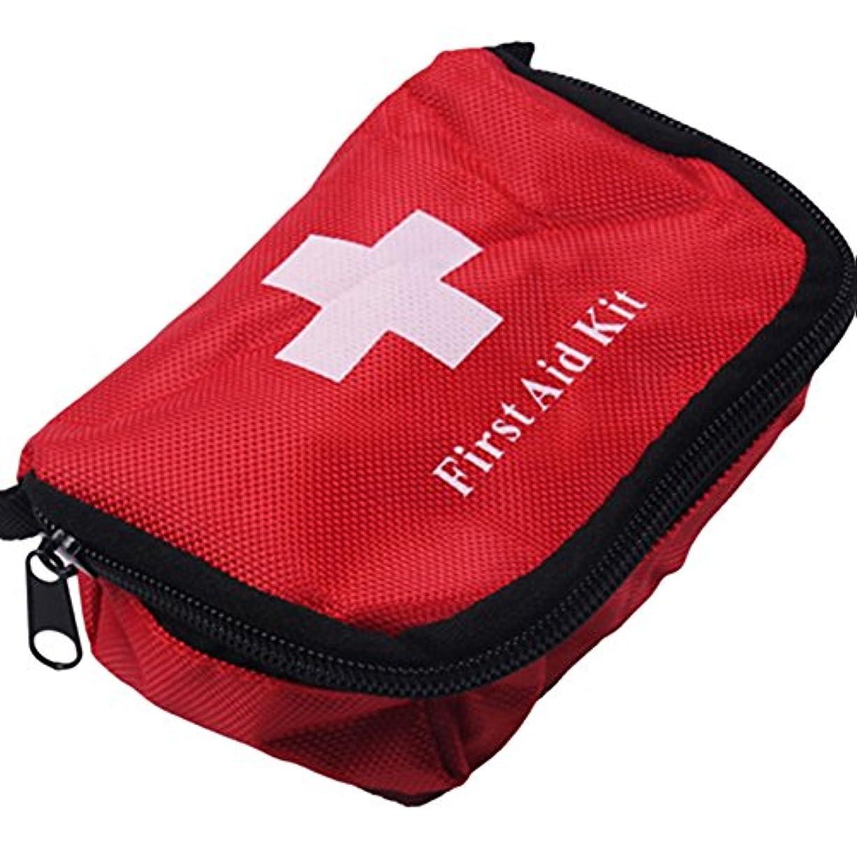 カウントアップ見つける十分にZhaozhe救急セット メディカルポーチ 応急処置バッグ 携帯用救急箱 コンパクト アウトドア 登山 救急用携帯?収納便利 旅行/出張//登山/ホーム救急キット