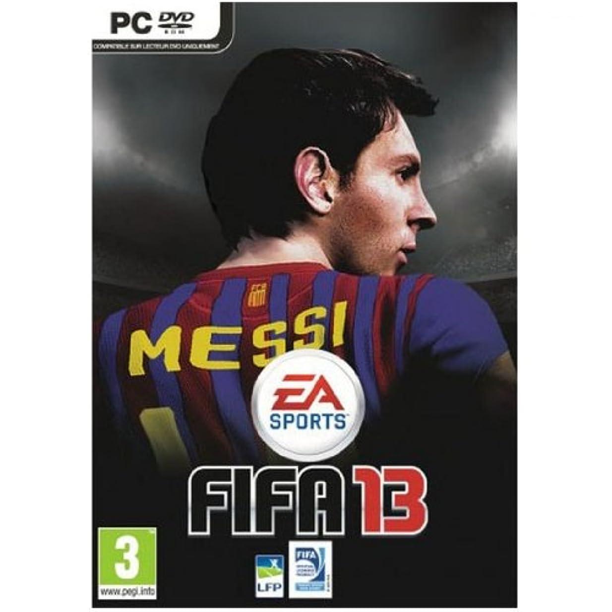 間隔文明付与PC FIFA 13 アジア版