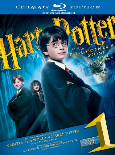 Harry Potter and the Philosopher's Stone: Ultimate Collector's Edition [Blu-ray]
