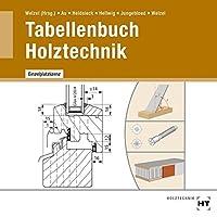 Tabellenbuch Holztechnik CD-ROM