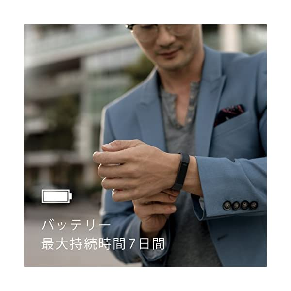 Fitbit フィットビット 心拍計 フィット...の紹介画像4