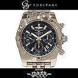 ブライトリング クロノマット44 A001M28PA ブラック メンズ 腕時計 [並行輸入品]