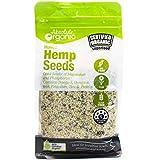 Absolute Organic Organic Hemp Seeds, 400g