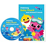 Pinkfong Baby Shark and Animal Friends DVD ピンキッツ ベイビーシャークDVD…