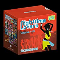Vol. 1-10- Nighttime Lovers Collectors Boxon