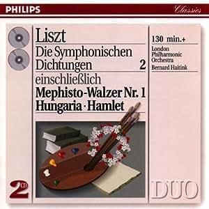 Liszt: Tone Poems Vol.2