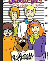 Journal: Scooby-Doo Great Dane Funny Couple Shaggy And Scooby Velma Daphne Fred Horror Detective Soft Cover Glossy Blank Lined Girls Kids Elementary School Journal Paper 7.5 x 9.25 Inches 110 Pages