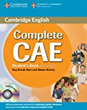 Complete CAE Student's Book with Answers with CD-ROM