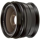 Fujifilm 16534728 Fujinon WCL-X100 II Wide Conversion Lens, Black