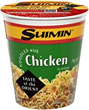 Suimin Cup Noodle, Chicken, 70g