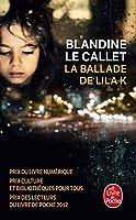 La Ballade De Lila K-px Lecteurs.litt.2012