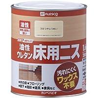 カンペハピオ 油性ウレタン床用ニス 3分つやとうめい 1.6L