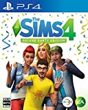 The Sims 4 Deluxe Party Edition 【限定版同梱物】・「ライフ・オブ・ザ・パーティ・パック」デジタルコンテンツ・「アップ・オール・ナイト」デジタルコンテンツ・「スゴいアニマルハット」デジタルコンテンツ 同梱 & 【予約特典】Perfect Patio Stuff (DLコード) 同梱 & 【Amazon.co.jp限定】A4クリアファイル 付