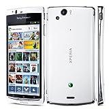 Xperia Arc S Sony Ericsson LT18i SIMフリー , 4.2 inch MSM8255T, Single SIM,, 8.0MP Rearカメラ ホワイト [並行輸入品]