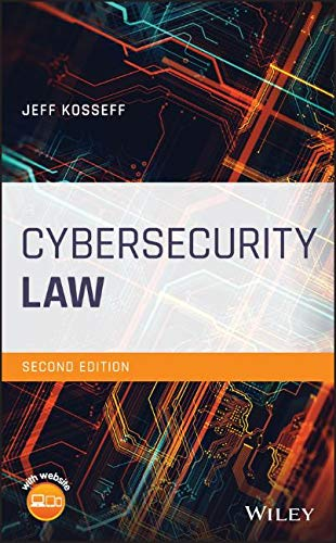 Download Cybersecurity Law 1119517206