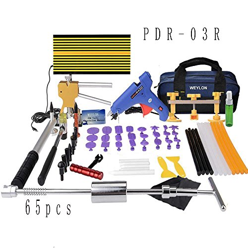 Iris 65pcs PDR ペイントレス デントリペアツー...