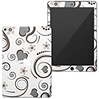 igsticker iPad 6(2018) 9.7インチ 専用スキンシール フルカバータイプ apple iPad 6 シール 第6世代 アップル アイパッド A1893 A1954 全面スキンシール フル 背面 側面 正面 液晶 ステッカー タブレット 保護シール 000731