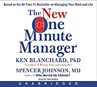 The New One Minute Manager CD by Ken Blanchard Spencer Johnson M.D.(2015-05-05)