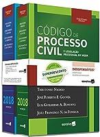 Código Civil e Legislação Civil em Vigor + Código de Processo Civil e Legislação Processual em Vigor 2018