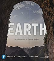 Earth: An Introduction to Physical Geology (13th Edition)