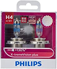 Philips X-TremeVision Plus H4 Globe