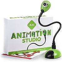 HUE Animation Studio ストップモーション・アニメーション・セット コマ撮りソフト・カメラ付き(Windows/Mac OS X対応)(グリーン)