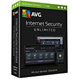 AVG Internet Security 2017 Unlimited Devices 1 Year [並行輸入品]