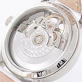 腕時計 ラウンド オープンハート レザー ホワイトシェル 4314HTWHP レディース エポス画像④