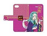 鬼灯の冷徹 03 お香 手帳型スマホケース iPhone6/6s/7/8兼用