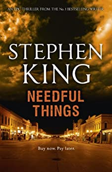Needful Things by [King, Stephen]