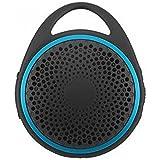 日立マクセル Bluetooth+NFC搭載ポータブルスピーカー (ブラック) MXSP-BTW100BK